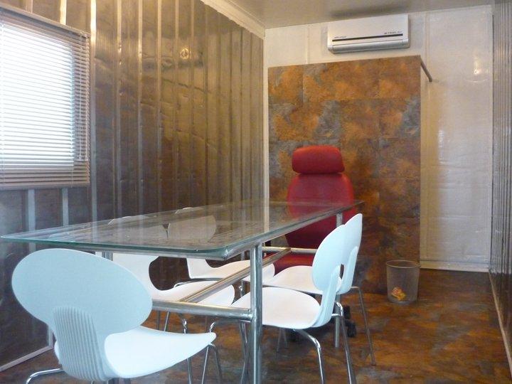 Transformaci n de contenedores en oficinas y bodegas for Imagenes de oficinas de lujo